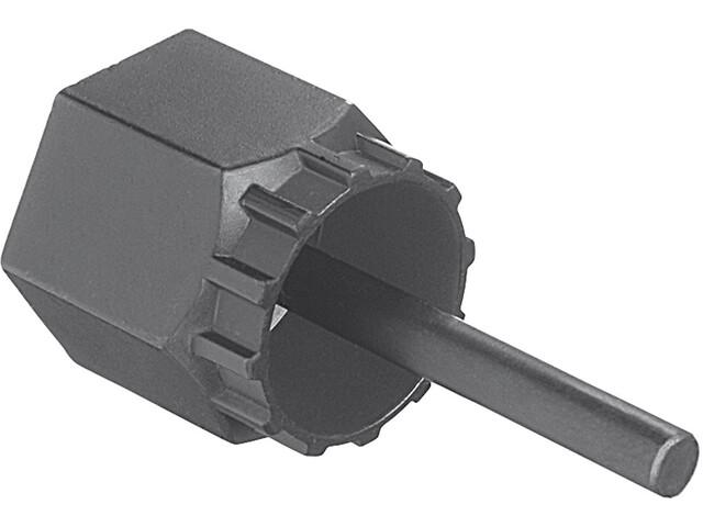 Shimano klucz do pierścienia blokującego kasetę oraz tarczę hamulcową TL-LR15 Narzędzie do roweru dla kaset i tarczy hamulcowych  szary